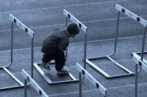 Gli ostacoli fanno parte della vita